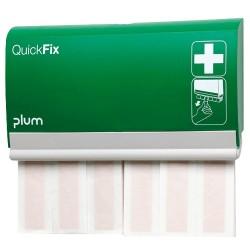 QuickFix dávkovač se dvěma sadami dlouhých textilních elastických náplastí