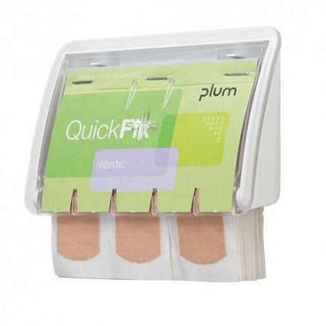 Dávkovač náplastí QuickFix® UNO, transparentní