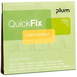 QuickFix náhradní balení voděodolných náplastí