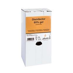 Disinfector 85 %, 1 l bag-in-box pro dávkovače MultiPlum