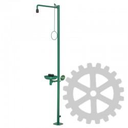 Zvýhodněná nabídka ověření kombinované bezpečnostní sprchy!