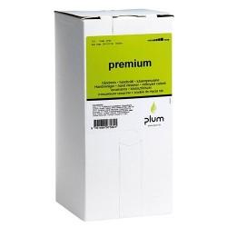 Čisticí prostředek na ruce Plum Premium, 1 400 ml bag-in-box