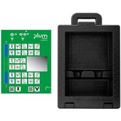 iBox 2 - odolný box  pro 2 vymývačky