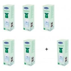 5+1 ZDARMA Oční vymývačka v samostatné krabici, NaCl, malá, Actiomedic®