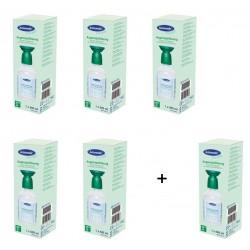 5+1 ZDARMA Oční vymývačka v samostatné krabici, NaCl, střední, Actiomedic®