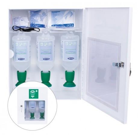 Nástěnná skříňka Actiomedic® I se zvláštní výbavou