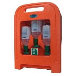 Nástěnný i přenosný prachotěsný box Actiomedic® Medi2Protect II