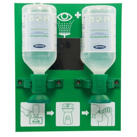 Nástěnná stanice Actiomedic® Double I