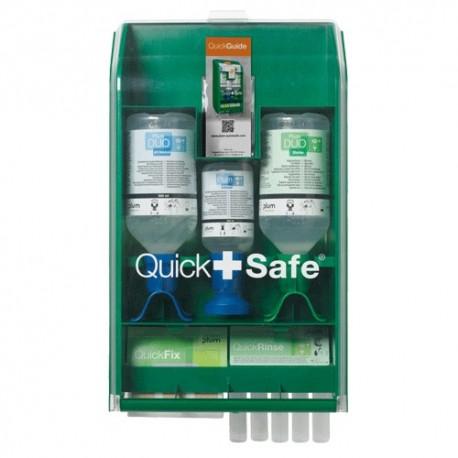 QuickSafe Stanice první pomoci - chemický provoz