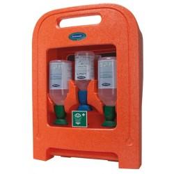 Nástěnný i přenosný prachotěsný box Actiomedic® Medi2Protect I