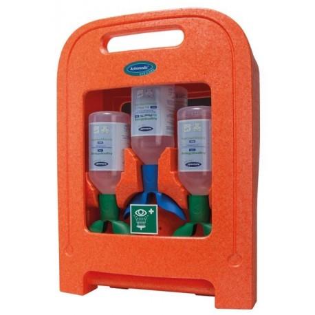 Nástěnný i přenosný prachotěsný box Actiomedic® Medi2Protect TWIN I