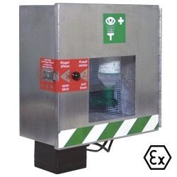 Nástěnná skříňka vyhřívaná, nerez, mrazuvzdorná, EX