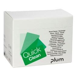 QuickClean čistící ubrousky na rány