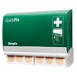 QuickFix® dávkovač se dvěma sadami voděodolných náplastí