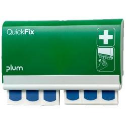 QuickFix dávkovač se dvěma sadami detekovatelných náplastí