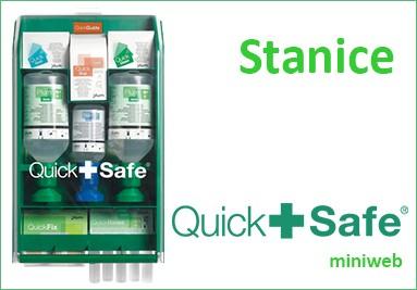 Stanice QuickSafe®